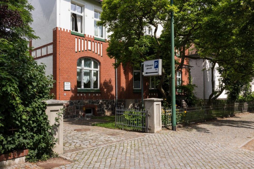 Zahnarztpraxis Stahnke-Mell Neustrelitz